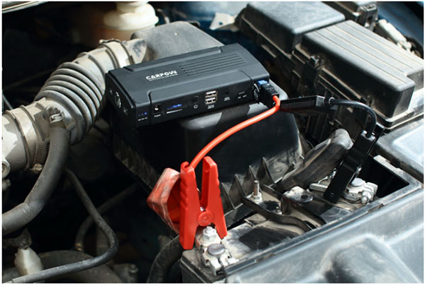 multi-function car jump starter to start car