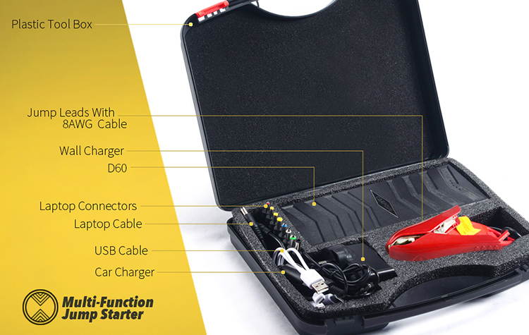 parts for power jump starter