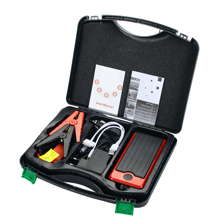 tool kit package for K4 portable battery jump starter