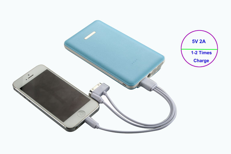 battery starter to charge mobile phone