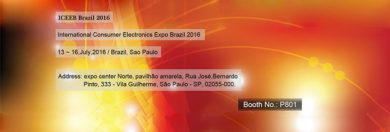 International Consumer Electronics Expo Brazil